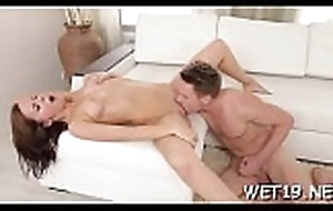 Hard up persons amorous fucking is creating loads of delirious bliss