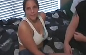 Amateur bedroom porn first of all web camera