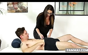 My female parent in all directions bill helps on my problem! # Dava Foxx and Brad Paladin