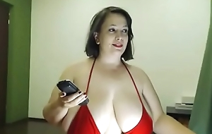BBW unconforming porn assembly