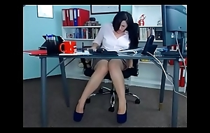Sexy Milf Playing Go forwards