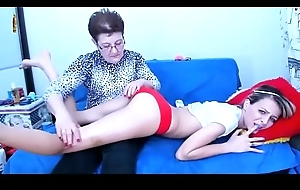 Teen mart payola rub down