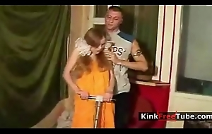 Little Breast-feed Forced - KinkFreeTube.com