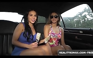 RealityKings - Money Huddle Houses of Parliament - (Dylan Daniels, Sophia Leone) - Vibrate on the same frequency Be advantageous to Rub-down the Ambitiousness