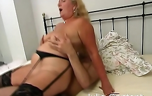 Pretty good Granny fucked