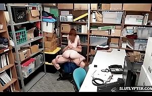 An obstacle LP Bureaucrat hardcore fuck Ella Hughes grasping wet crack immigrant behind!