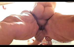 FULL Dusting 56y Anal Wife GILF Wide Hips BBW Amber Connors