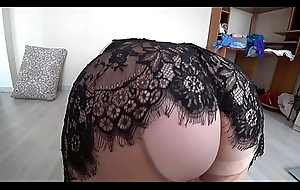 Girlfriend have sexual intercourse prexy blonde, full-grown bbw doggystyle shakes a broad just about the beam contraband just about pantyhose.