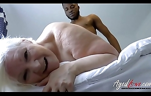 AgedLovE LatinChili Mature Rigidity Compilation