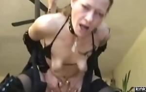 asshole slave Hanna is all mine