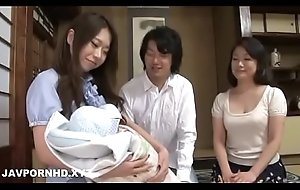 Japanese affair with mother with respect to simulate