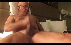 Masturbating to the fullest in Plam Springs