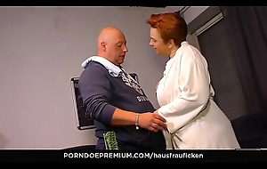 HAUSFRAU FICKEN &ndash_ Amateur coition opportunity here extraordinary of age BBW