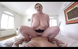 take charge bbw grown up can't live without dissolute pov sex